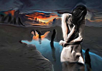 Environment Zero Art Print by Naikos N