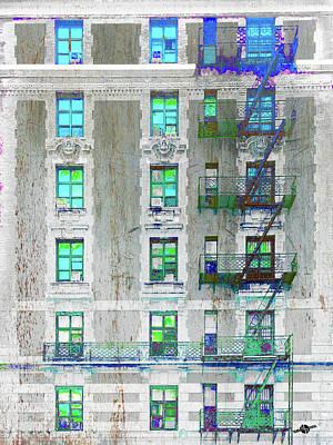 Mixed Media - Envy by Tony Rubino