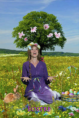Photograph - Eostre by David Clanton