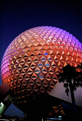 Photograph - Epcot by Anthony Jones