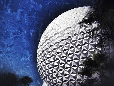 Photograph - Epcot  by Joseph Caban