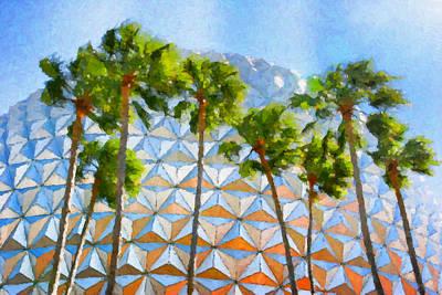 Epcot Palms Original
