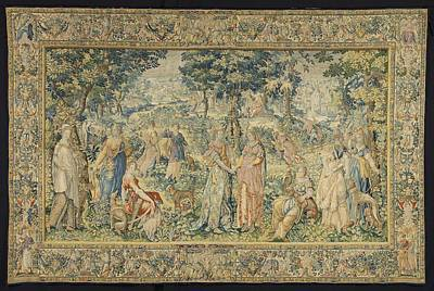 Tapestry - Textile - ephalus and Procris by R Muirhead Art