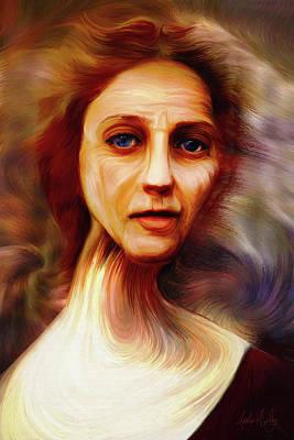 Digital Art - Ephemeral by Matt Lindley