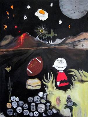 Painting - Epic by Dan Twyman