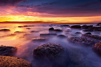 Scenic Photograph - Epic End by Jorge Maia