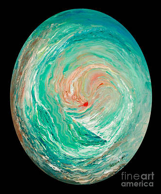 Painting - Epic Spin by Patricia Lynn
