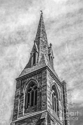 Episcopal Church Of The Incarnation - Nyc Print by Nick Zelinsky