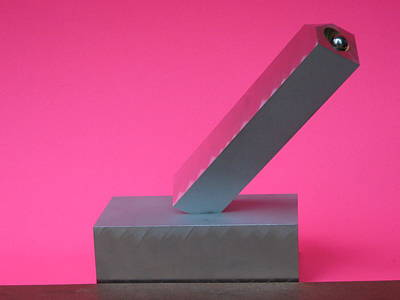 Sculpture - Epitome by Tony Murray