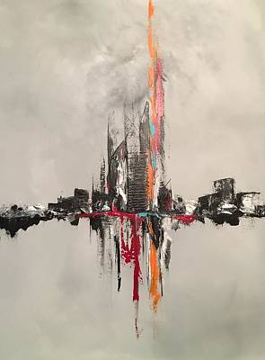 Painting - Eptiome by Soraya Silvestri