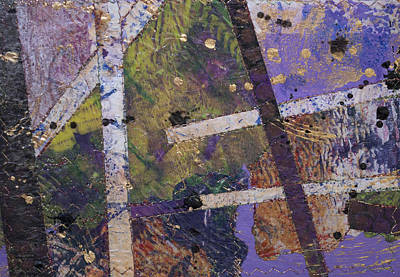 Mixed Media - Equilibrium 2 by Kate Word