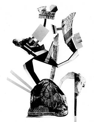 Equilibrium #3 Art Print by Jim Ford