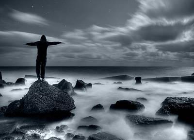 Flight Photograph - Equilibrium by Corneanu Daniel