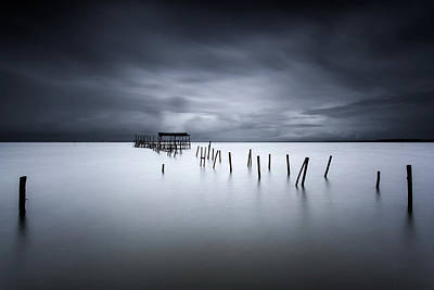 Photograph - Equilibrium by Jorge Maia