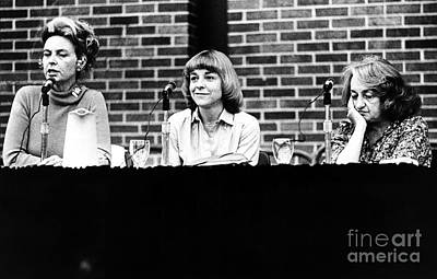 Photograph - Era Debate, 1978 by Granger