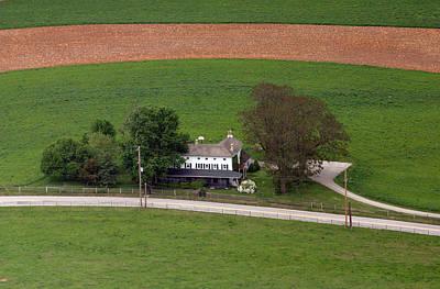 Erdenheim Photograph - Erdenheim Farm 2 by Duncan Pearson