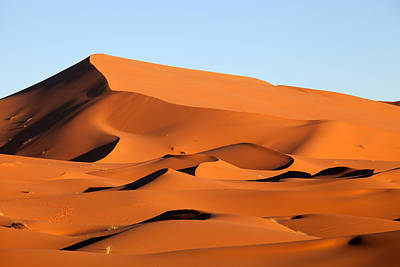 Photograph - Erg Chebbi Sunrise by Aivar Mikko