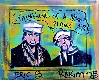 Eric B And Rakim Art Print