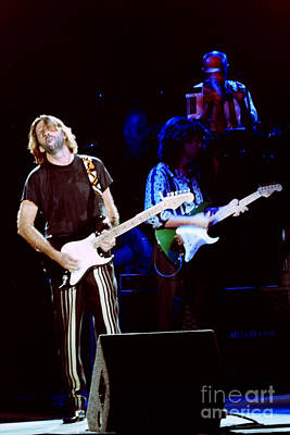 Gingrich Photograph - Eric Clapton 90-2222 by Gary Gingrich Galleries
