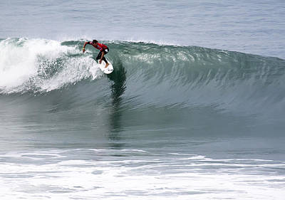 Photograph - Eric Geiselman Surfer by Waterdancer