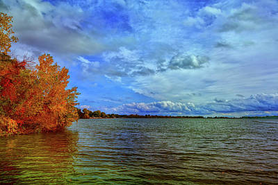 Photograph - Erie Splendor by John M Bailey
