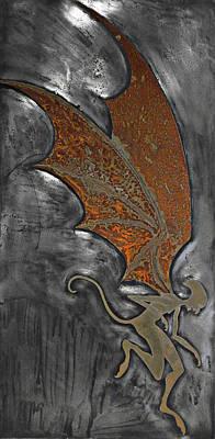 Erinys IIi Art Print