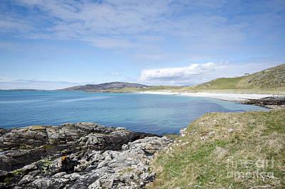 Bay Photograph - Eriskay Bay by Nichola Denny