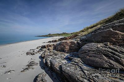 Scotland Wall Art - Photograph - Eriskay Beach by Smart Aviation