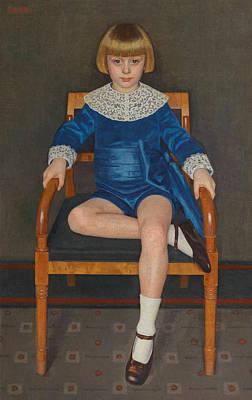 Painting - Erland Erlandsen by Einar Hein