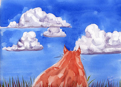 Painting - Ernesto's Dream by Mimi Boothby