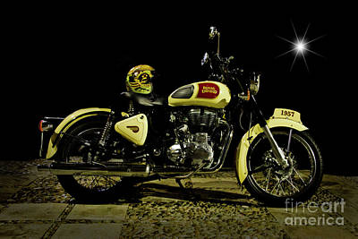 Photograph - Ernesto's Ride by Al Bourassa