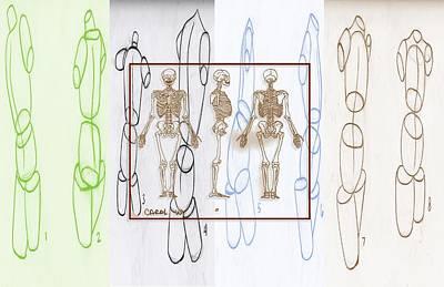 Digital Art - Eroche Study 2009 by Carol Rashawnna Williams