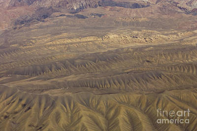 Eroded Hills Art Print by Tim Grams