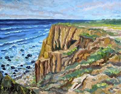 Eroding Dunes 2009 Art Print by Ralph Papa