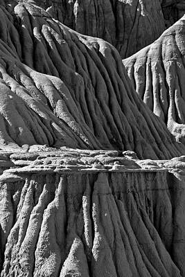 Photograph - Erosion - 365-325 by Inge Riis McDonald
