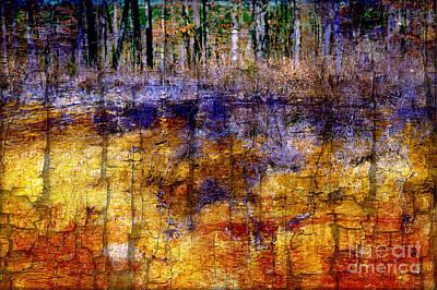 Photograph - Erosion by Judi Bagwell