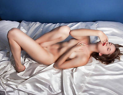 Photograph - Erotic Camille by Joel Gilgoff