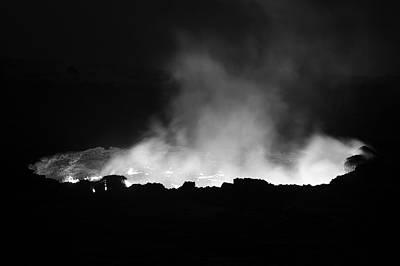 Photograph - Erta Ale Volcano, Ethiopia by Aidan Moran