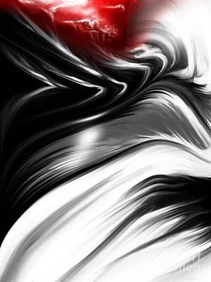 Novak Painting - Eruption  by Kathryn L Novak