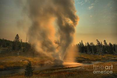 Photograph - Eruption Of Passion by Adam Jewell