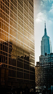 Photograph - ESB by Irvin Kelly