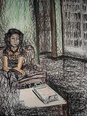 Esboco Art Print by Ana Picolini