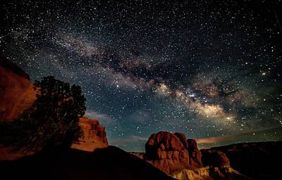 Photograph - Escalante Dreams by James Dudrow