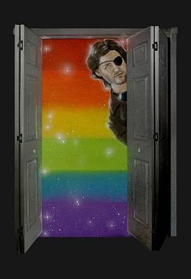 Escape From The Closet    Original Available  Original