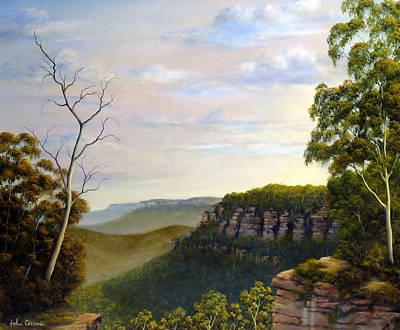 Escarpments Edge Original