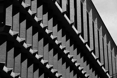 Escher Photograph - Escher Angles by Kreddible Trout