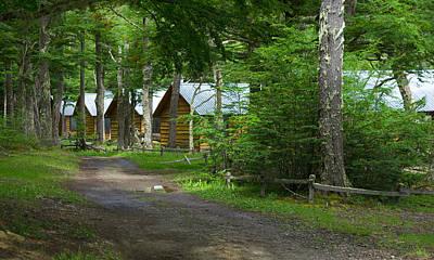 Photograph - Escondido Cabins by Kent Nancollas