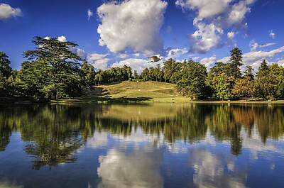 Esher Photograph - Esher Lake by Colin Evans