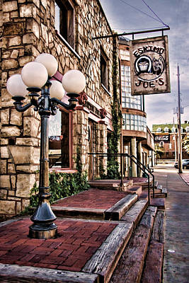 Photograph - Eskimo Joe's  by Lana Trussell