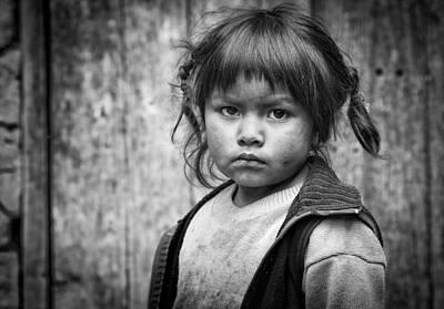 Dirty Photograph - Esmeralda by Stefan Nielsen